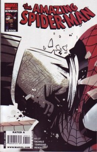 the amazing spider-man 575