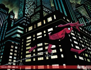 amazing spider-man 600
