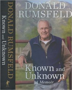 rumsfeld known and unknown