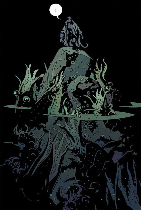 Hellboy in Hell #01 - Mignola